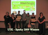 UTK Sparky Group 2009